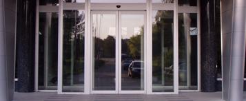 Lineárne posuvné automatické dvere 83