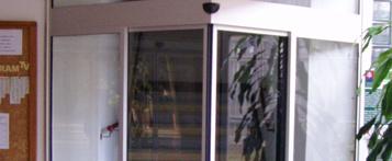 Šípové automatické dvere 86