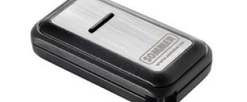 Diaľkový ovládač SOMMER 4k Slider+