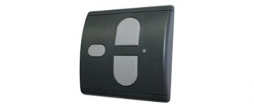 Diaľkový ovládač SOMMER 2k nástenný interiérový antracit