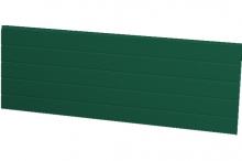 Zelený panel