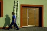 Integrované vstupné dvere